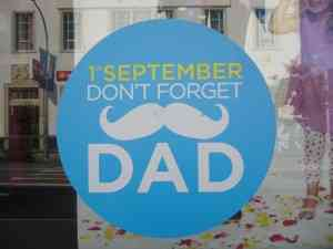 """""""Don't Forget Dad"""""""