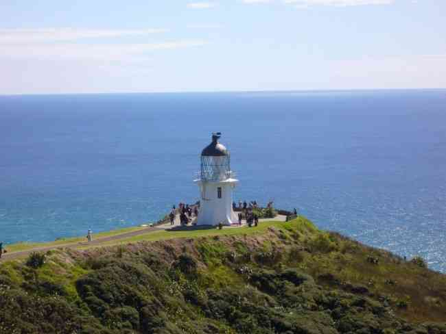 YOU FIND THE THREE KINGS ISLANDS ABOUT 55 KM NORTHWEST OF CAPE REINGA