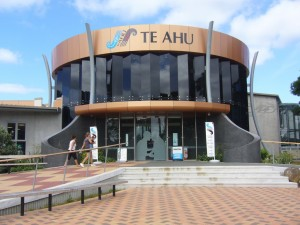 TE AHU: Today I listened there to the Word of God and what a blessing it was!