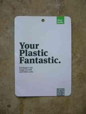 YOUR PLASTIC FANTASTIC