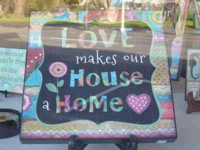 A HOUSE OR A HOME?
