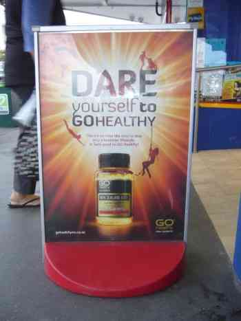"""""""Dare yourself to go healthy"""""""
