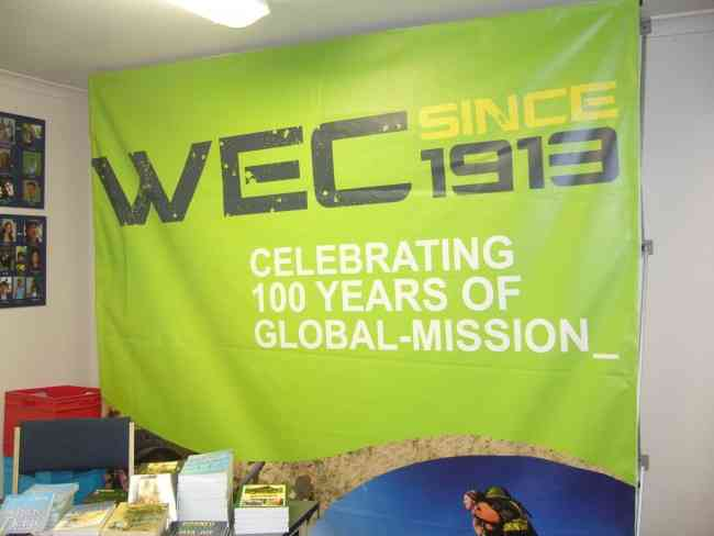 THE WEC 100 YEAR REUNION