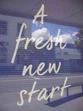"""""""A fresh nen start"""""""