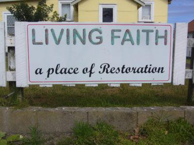 """""""Living Faith"""""""
